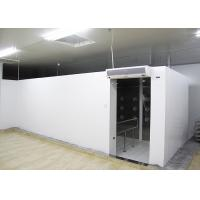 Wholesale 90 Degree Turn Personnel Air Shower Tunnels , Clean Room Equipments With Painted Steel Material from china suppliers
