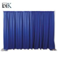 Wholesale Quickly assemble  pipe and drape stage background decoration factory directly from china suppliers
