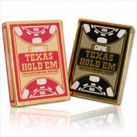 Wholesale XF Belguim Copag Texas Hold 'Em plastic playing cards|Black|Poker Size|Jumbo Index|Single Deckpoke games|gamble cheat from china suppliers
