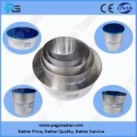 Wholesale IEC60335-2-6 Figure 1 Standard Cooking Vessels Aluminum Energy Efficiency Test Vessels for Hotplate from china suppliers