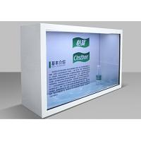 Wholesale Product Promotion Show Case Pellucid Lcd Screen Pellucid Style Lcd Display from china suppliers