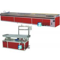 China Profile Vacuum Calibration Tank 3000mm-6000mm Tank Length CE Approved on sale