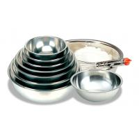 Wholesale 304 Stainless Steel Bread Bakery Equipment Egg Mixing Bowl from china suppliers