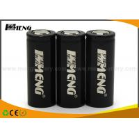 Wholesale Lithium ion 26650 Electronic Cigarette Battery 5000mah 60A High Discharging from china suppliers