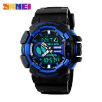 Buy cheap Japan Battery Analog Digital Wrist Watch With Green EL Backlight Double Time Display from wholesalers