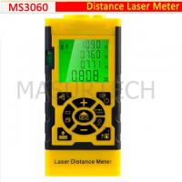 Wholesale 60m Portable Digital Laser Distance Measurer MS3060 from china suppliers