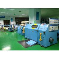 Wholesale Frame single twist buncher machine Max Outer Dia 25mm , 500rpm from china suppliers