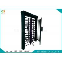 Wholesale High Security Full Height Turnstiles Automatic Security Turnstile Gates from china suppliers