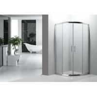 Wholesale Clear Glass Corner Quadrant Shower Enclosure 800 X 800 Centre Open 6511 from china suppliers