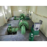 Wholesale Horizontal shaft Francis Hydro Turbine / Francis Water Turbine with stainless steel runner from china suppliers