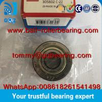 Wholesale P0 Precision Metal Shielded SKF 305802C-2Z Yoke type Track Roller Bearing from china suppliers