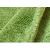 Wholesale Flame Retardant Plaid Flannel Fabric For Blankets / Towel Flannel-008 from china suppliers