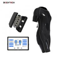 wave fitness ems training/electric muscle stimulati/electric bodysuit workout for sale