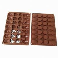 Wholesale Restaurant Equipment Kitchen Tools Utensils Silicone Ice Tray Molds from china suppliers