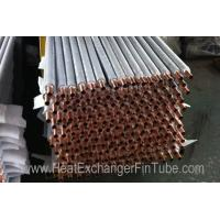 Wholesale High Precision A192 seamless boiler / air cooler Extruded Fin Tube OD1.5'' from china suppliers