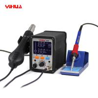 Quality YIHUA 995D 2 in1 LCD 720W High Precision SMD Rework Station For Mobile Phone Repairing for sale
