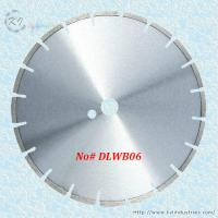 Wholesale Laser Welded Diamond Saw Blade for Cutting Granite and Marble - DLWB06 (Narrow U-slot) from china suppliers