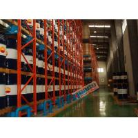 Wholesale Satellite Shuttle Pallet Racking Shelves 8 - Wheel Type 1500 Kg Max. Capacity from china suppliers
