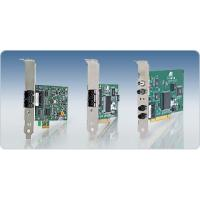 Wholesale PCI-E 100Mbps SC Port Fiber Optic Ethernet Network Card from china suppliers