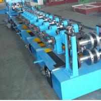 Wholesale Fully / Semi Automatic CZ Purlin Roll Forming Machine With 20 m/Min Productivity from china suppliers