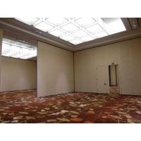 Wholesale Sound Proofing Sliding Movable Acoustic Room Dividers Melamine Surface 85 mm Type from china suppliers