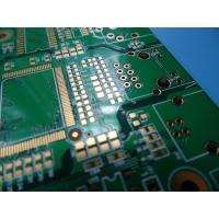 Wholesale Green RO435B FR4 Hybrid PCB 4 Layers 0.508mm Dielectric Immersion Gold PCB from china suppliers
