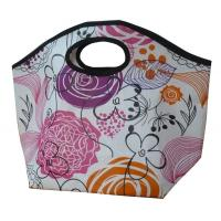 Wholesale Customized Colorful Reusable PP Woven Shopping Bag For Ladies / Girls With Full Printing from china suppliers