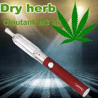 China Cloutank m3 kit vaporizer manufacturers made by Cloupor best dry herb vaporizer on sale