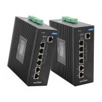 Wholesale IEEE802.3af 15.4W Port Managed POE Network Switch With Combo Port from china suppliers
