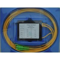 Wholesale Low Excess Loss Compact Size 1×3 Fiber Optic Splitter SC/APC from china suppliers