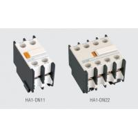Wholesale Industrial auxiliary contact block , high voltage vacuum motor contactors from china suppliers