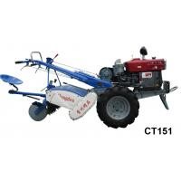 Wholesale CT151 CT181 Wulin 15HP 18HP two wheel walking tractor / Power Tiller / small power tiller from china suppliers