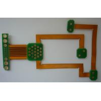 Wholesale Multilayer Flexible Printed Circuit FR-4 Rigid FPC With Limited Electromagnetic Shielding from china suppliers