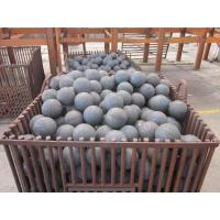 Wholesale Good Wear Resistant Forged Steel Grinding Balls with ISO9001 Approved from china suppliers