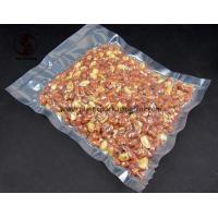 Wholesale Nuts / Dry Fruits Vacuum Seal Storage Bags With Multiple Extrusion Laminated Material from china suppliers