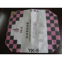 Wholesale Laminated material shock resistance poly paper bag widely used paper plastic valve bags from china suppliers