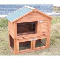 Wholesale Rabbit Hutches,Rabbit House,Rabbit Cages,Small Animal House from china suppliers