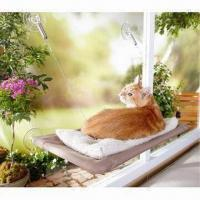 Wholesale Sunny Seat Cat Bed, Mounted on the Window for Sun Bathing from china suppliers