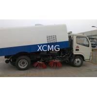 Wholesale 8tons Multifunction Road Sweeper Truck / Waste Collection Vehicles from china suppliers