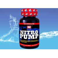 Wholesale Pump Pre Workout Capsule Pre Workout Supplements For Muscle Gain from china suppliers