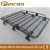 Wholesale Removable Half Frame Luggage Rack For Suv , Roof Rack Carrier Gutter Mount from china suppliers