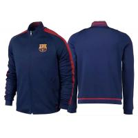 Wholesale Barcelona Soccer Jacket Orignal Thai Sportswear Uniform Football Barca from china suppliers