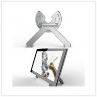 Wholesale Pure Aluminum Adjustable Monitor Stand Maximum Withstand Pressure 15KG from china suppliers