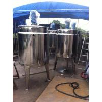 Wholesale 500L / 1000L / 1500L Inox Soy Sauce Stainless Fermentation Tank Equipment from china suppliers