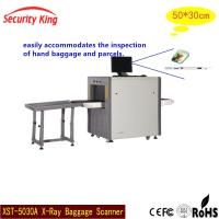Wholesale 0.22m / S Digital Airport Security Screening Equipment Sounds + Light Alarm from china suppliers