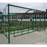 Wholesale Bike Metal Display Stands Outdoor Furniture In Supermarket Park from china suppliers