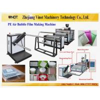 Wholesale Vinot company Air Bubble Film Making Machine  Custom-Tail With Different Spec Model No. DY-1200 from china suppliers