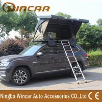 Wholesale Outside Auto Hard Shell Pop Up Roof Top Tent / Roof Mounted Suv Pop Up Tent from china suppliers