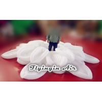 Wholesale White Giant Wedding Inflatable Flower for Couple or Bride Inside from china suppliers