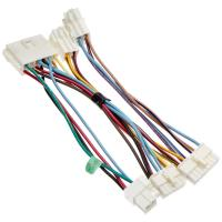 Wholesale Custom Made Car Audio Computer Wiring Harness 20 AWG PVC Insulation from china suppliers